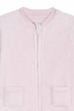 Womensecret Pijama Manta bebê rosa