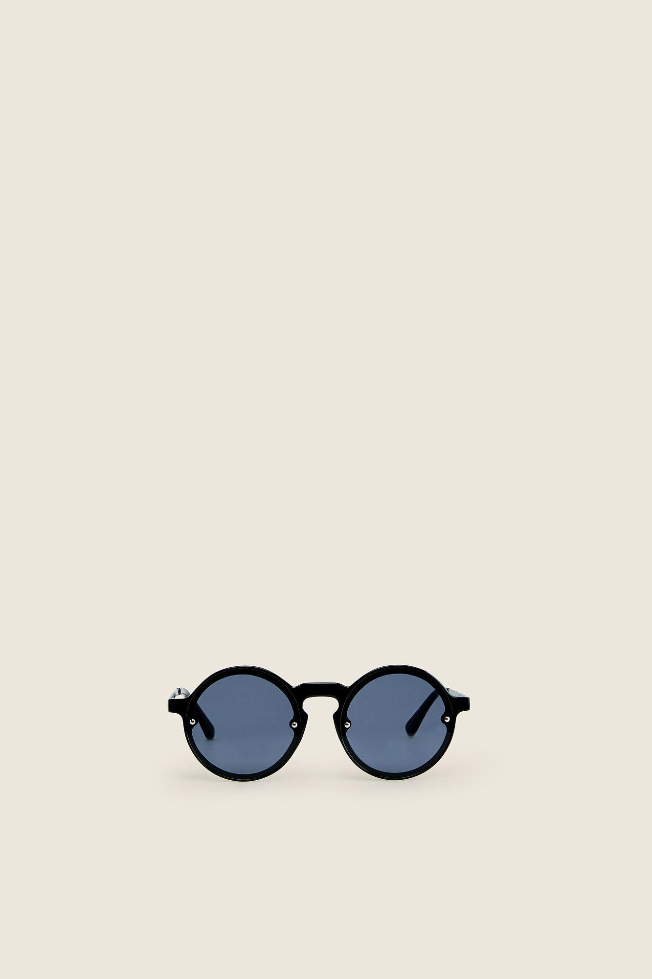 81b2ae5a34 Gafas sol montura pasta y funda cebra | Bisutería y gafas de sol ...