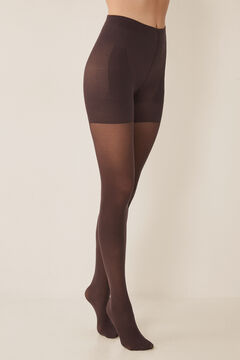 Womensecret Shaping tights 50 DEN nude