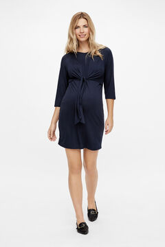 Womensecret Short maternity dress  blue