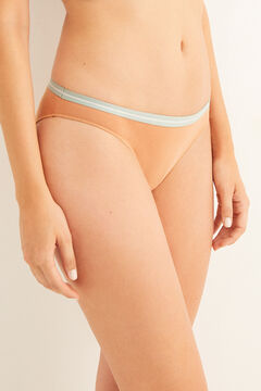 Womensecret 7-pack classic cotton panties white