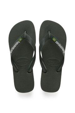 Womensecret MAN BRASIL LOGO flip-flops  green