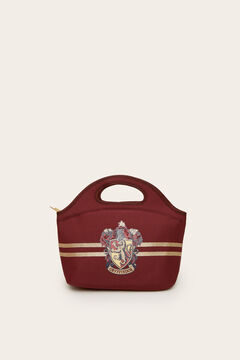 Womensecret Gryffindor lunch bag printed