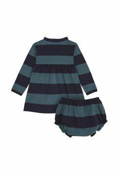 Womensecret Vestido croquet bebé azul