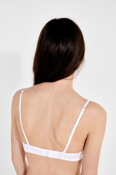 Womensecret Underwired padded bra white