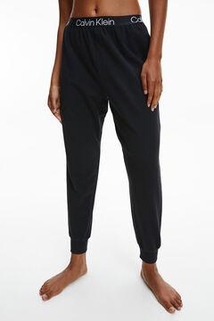 Womensecret Pantalón de chandal Calvin Klein negro