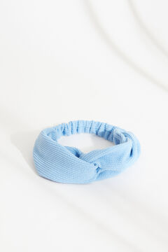 Womensecret  Blue twist-front headband blue