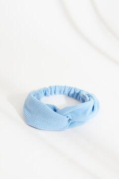 Womensecret  Kék turbán hajráf kék