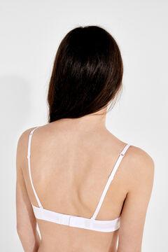 Womensecret Underwired padded bra fehér