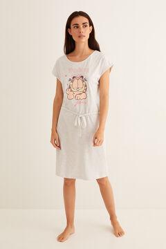 Womensecret Short Garfield nightgown grey