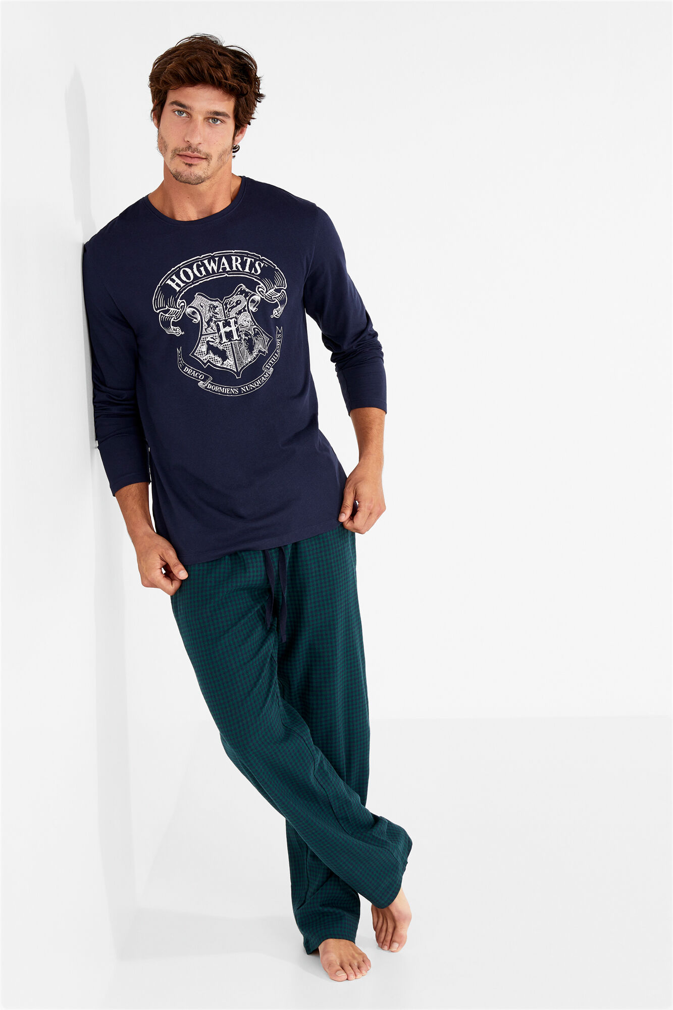 pyjama long harry potter | men'secret | women'secret