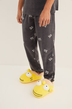 Womensecret 3D Homer Simpson slippers printed