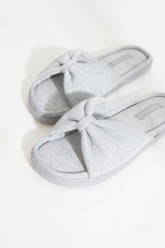 Womensecret Grey slippers grey