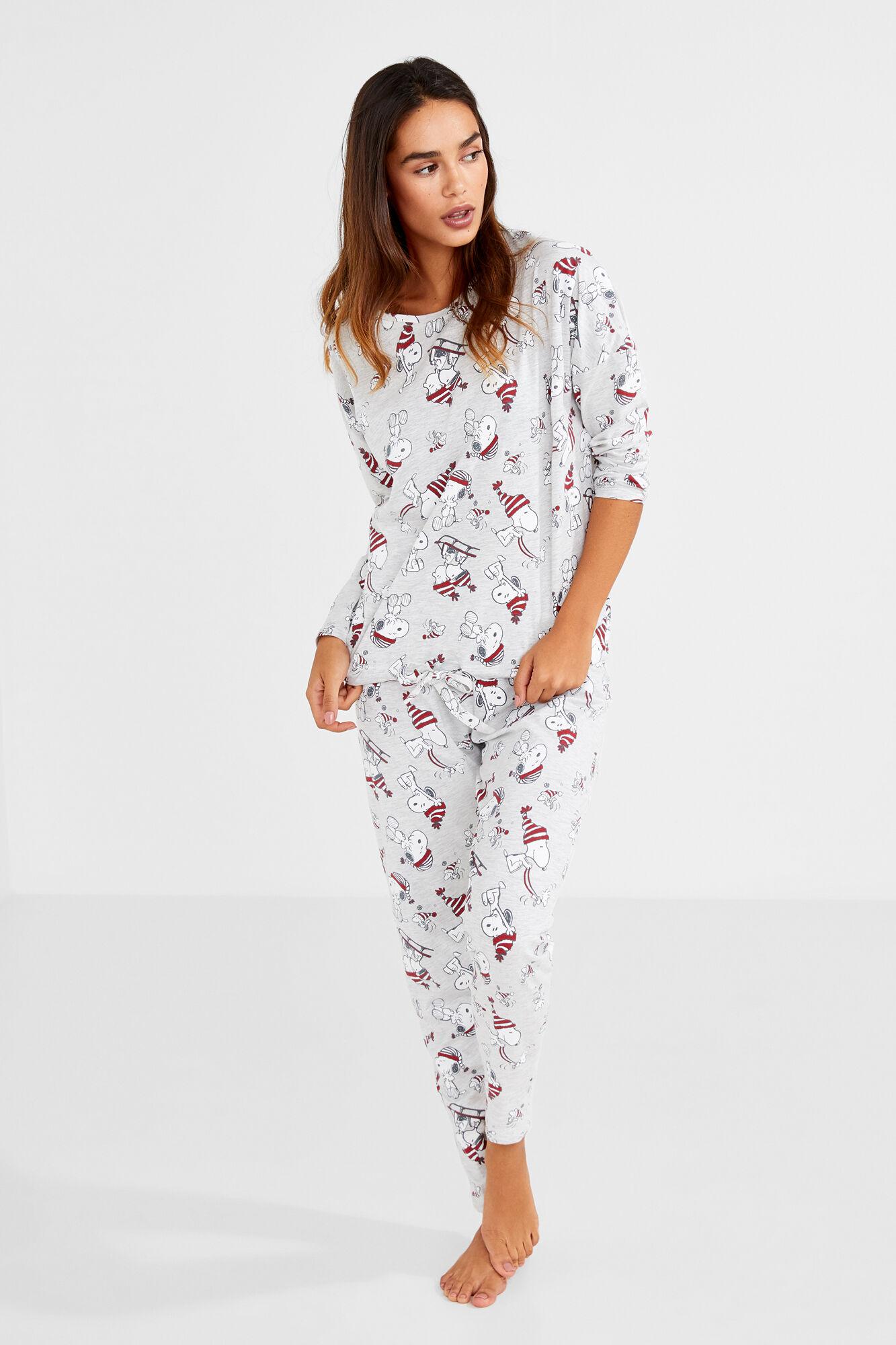 9030c6dc3e Long Snoopy pyjamas