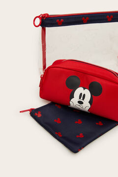 Womensecret Pack de 3 nécessaires do Mickey branco
