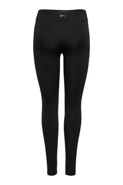 Womensecret Long stretch leggings black