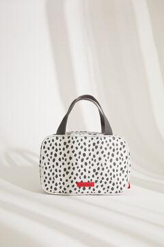 Womensecret Large rectangular 101 Dalmatians vanity case grey