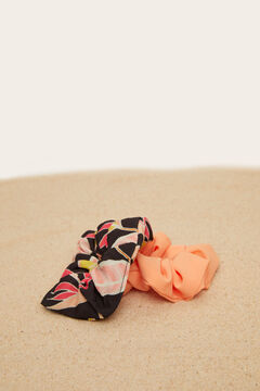 Womensecret 2-pack scrunchies printed
