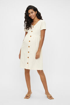 Womensecret Maternity nursing dress nude