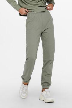 Womensecret Pantalón jogger gris