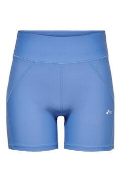 Womensecret Legging cortos entrenamiento azul