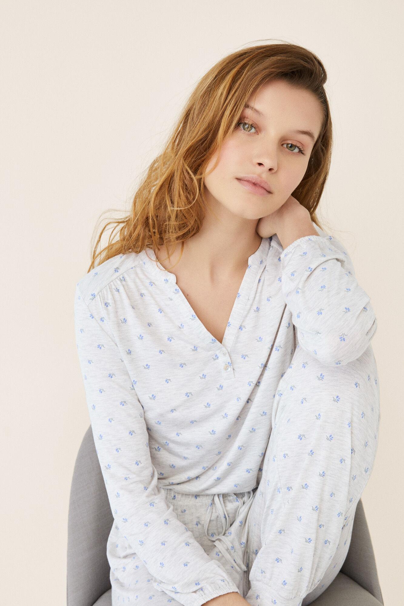 Long Women'secret Long Pyjamas Pyjamas Px0Iqw04r