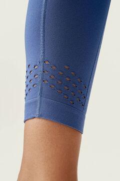 Womensecret Legging Mommy Navy azul