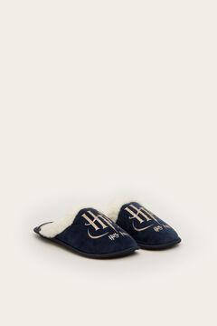 Womensecret Navy blue Harry Potter house slippers blue