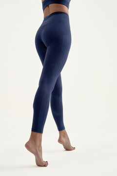 Womensecret Legging Asura Midnight Blue azul