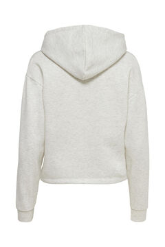 Womensecret Hooded sweatshirt brown