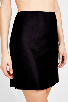 Womensecret Combi-jupe noir