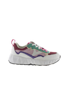 Womensecret Sneakers multicolor mujer rosa