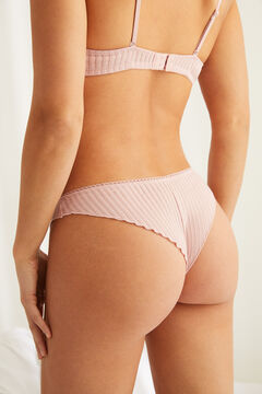 Womensecret Cuequinha brasileira detalhes renda rosa