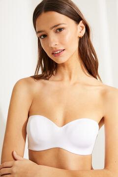 Womensecret Strapless bra white