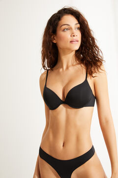 Womensecret Push up bra black