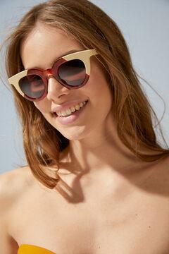 Womensecret Óculos de sol DREAM/LEOTORTOISEHAY cru