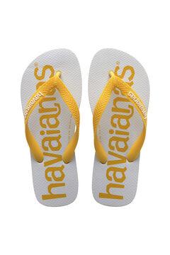 Womensecret MAN TOP LOGOMANIA 2 flip-flops  printed