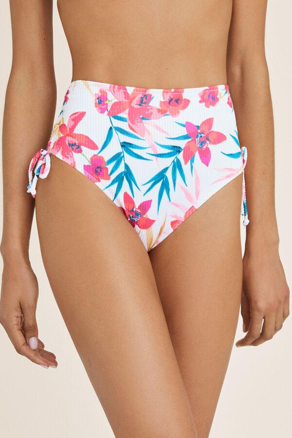 dd68f02fabb Womensecret Braga bikini alta estampado flores estampado. Añadir al carrito