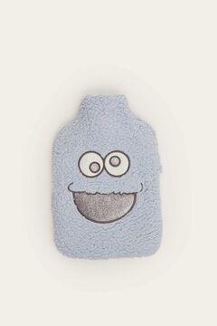 Womensecret Botella agua caliente azul