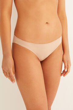Womensecret Seamless panty nude