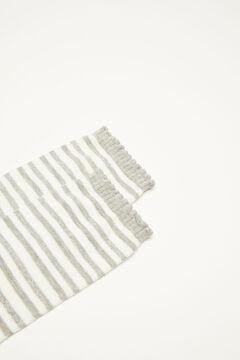 Womensecret High cut socks grey