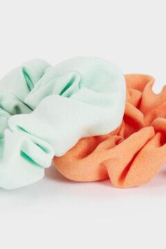 Womensecret Scrunchies set printed