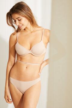 Womensecret Multi-way bra nude