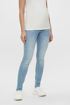Womensecret Fitted maternity jeans blue