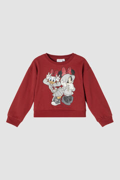 Womensecret Sweatshirt menina Disney® vermelho