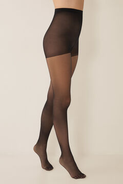 Womensecret Run resistant tights black