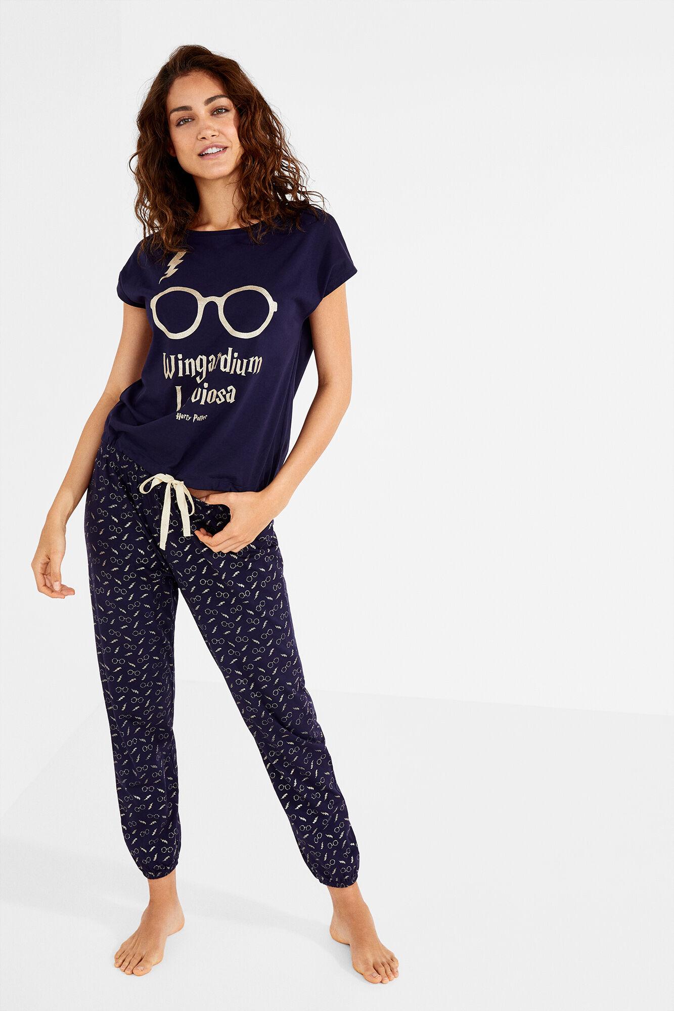 3ec691a473 Long cotton Harry Potter pyjamas