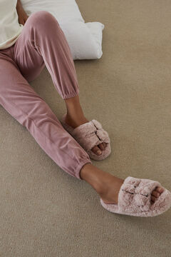 Womensecret Pink slippers pink