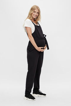 Womensecret Mono largo maternity negro