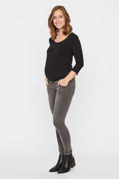 Womensecret Better Cotton grey maternity jeans grey